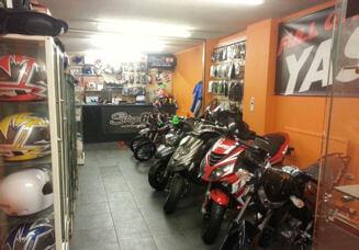 showroom front