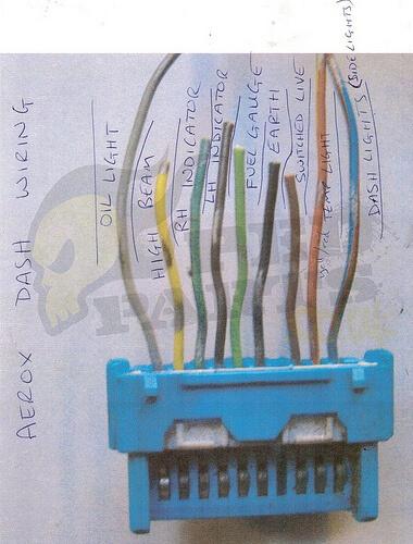 gilera dna 50 wiring diagram gilera image wiring koso digital speedometer clocks pedparts uk on gilera dna 50 wiring diagram