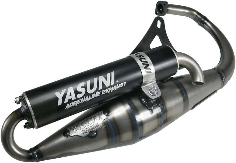 yasuni z exhaust scooter