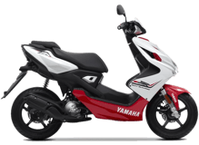 Yamaha Aerox 2013 on