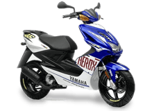 Yamaha Aerox before 2013