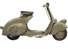 Vespa Wideframe 1946 on
