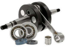Crankshafts, Crank Bearings & Seals