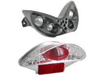 Vespa GTS 125/ 300 Lamps, Lights and Lenses