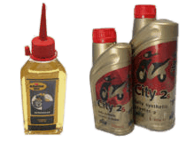 Oils, Lubricants, Glues