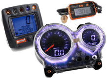 Speedo Clocks & Gauges