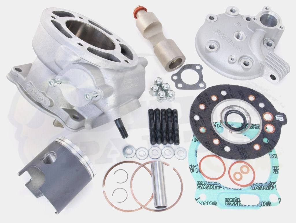 125cc cylinder kit yamaha dt125r pedparts uk