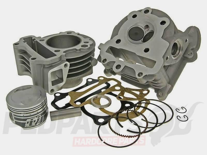 90cc Cylinder & Head Kit- GY6 50cc