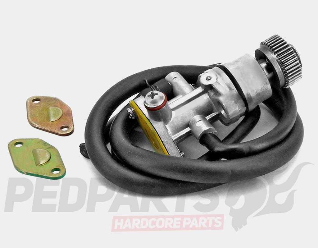 Adjustable Performance Oil Pump- Aerox