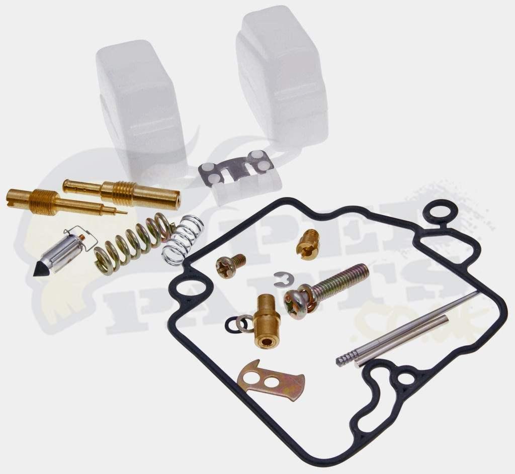 Carb Repair Kit- Keihin CVK 50cc