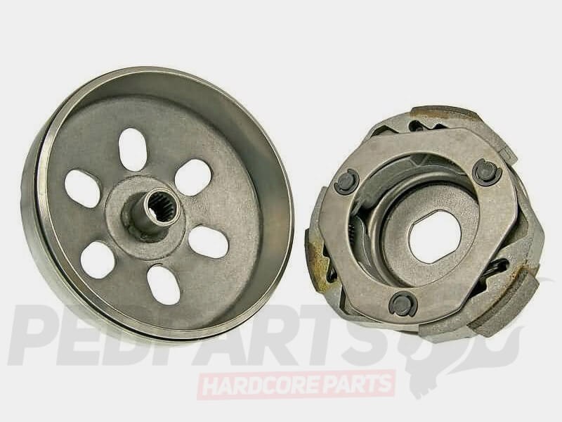 Clutch & Bell Kit- Honda SH/ PCX/ NSC & GY6