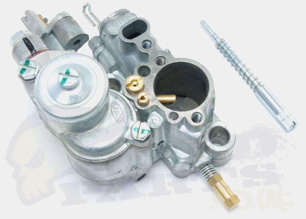Dellorto SI 24/24 G Carburettor- Vespa PX & T5