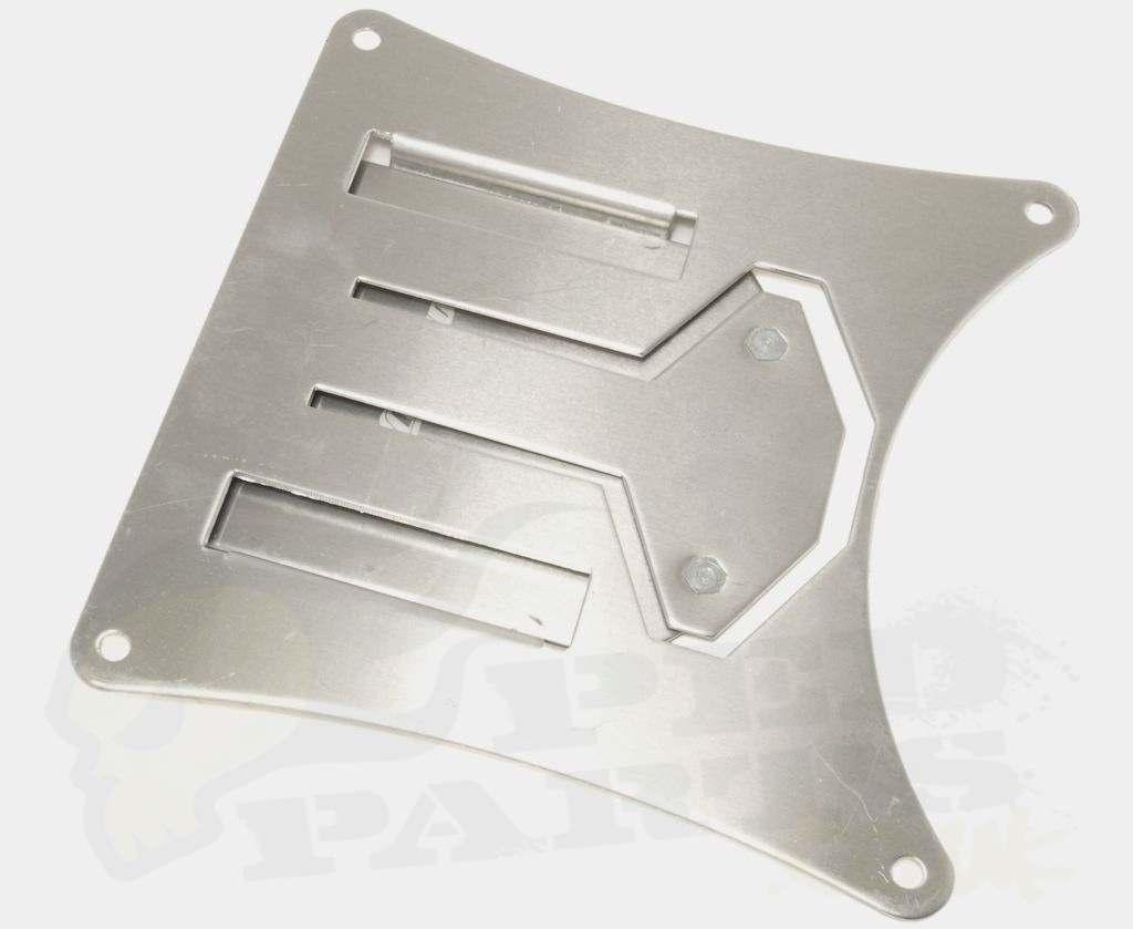 Enduro Number Plate Holder - Removable & Enduro Number Plate Holder - Removable | Pedparts UK