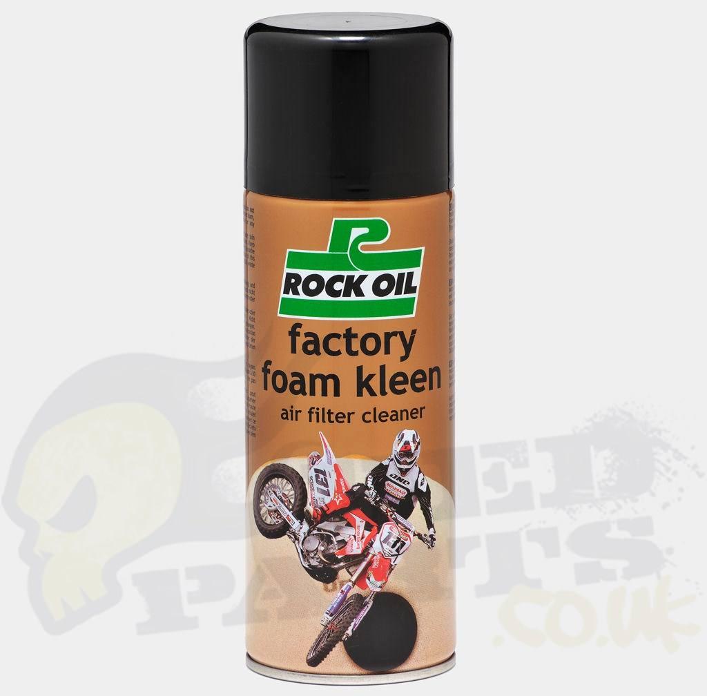 Foam Air Cleaner : Factory foam kleen air filter cleaner rock oil pedparts uk