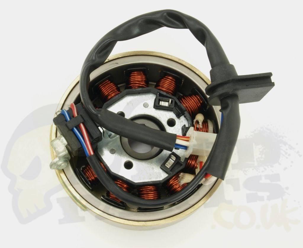 Flywheel & Stator Kit - Yamaha Neos 50cc 4T
