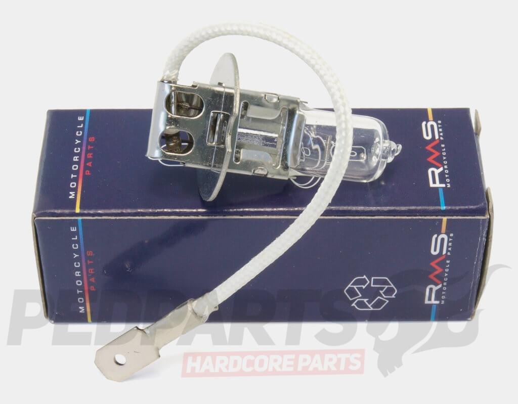 Halogen Headlight Bulbs- H3