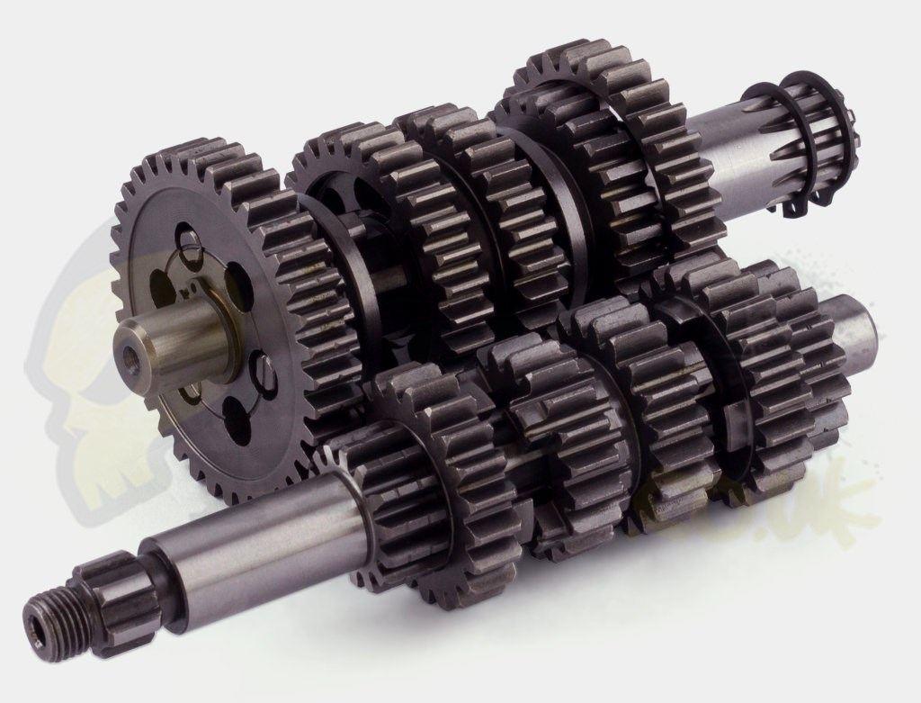 Gear Box Gear : Jasil standard gearbox minarelli am pedparts uk