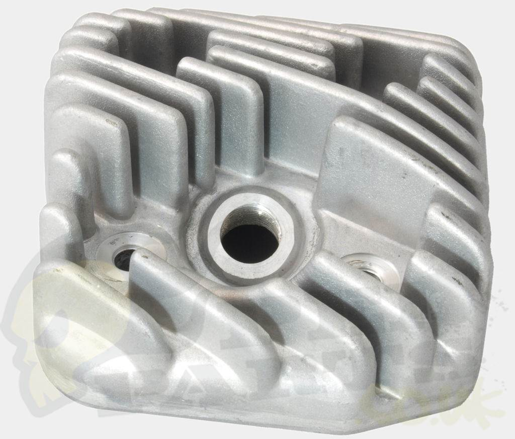 Cylinder Head For Cylinder Piaggio Liquid Cooled: 50cc Cylinder Head- Speedfight 3/ Ludix