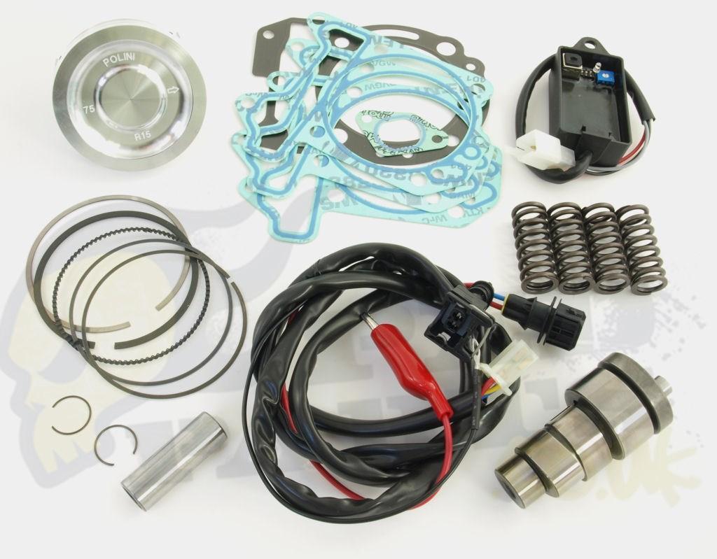 Polini Tuning Kit Vespa Gts 300 Pedparts Uk Px125e Wiring Diagram