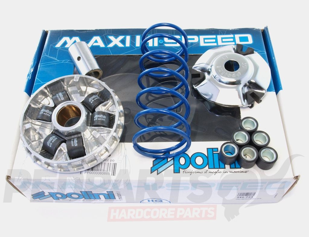 Polini Variator Kit - Tweet/ Speedfight 3 125cc