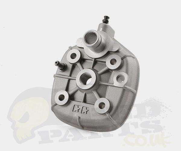 Cylinder Head For Cylinder Piaggio Liquid Cooled: Stage6 70cc Streetrace Cylinder Head- Piaggio L/C
