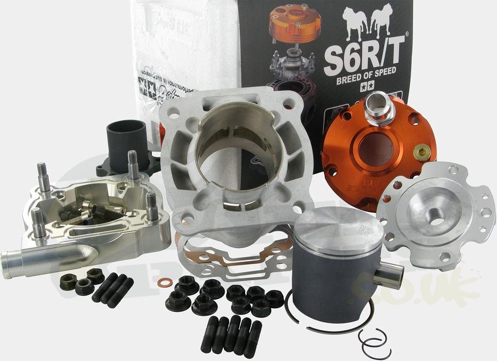 stage6 r t big bore 95cc cylinder kit minarelli pedparts uk. Black Bedroom Furniture Sets. Home Design Ideas