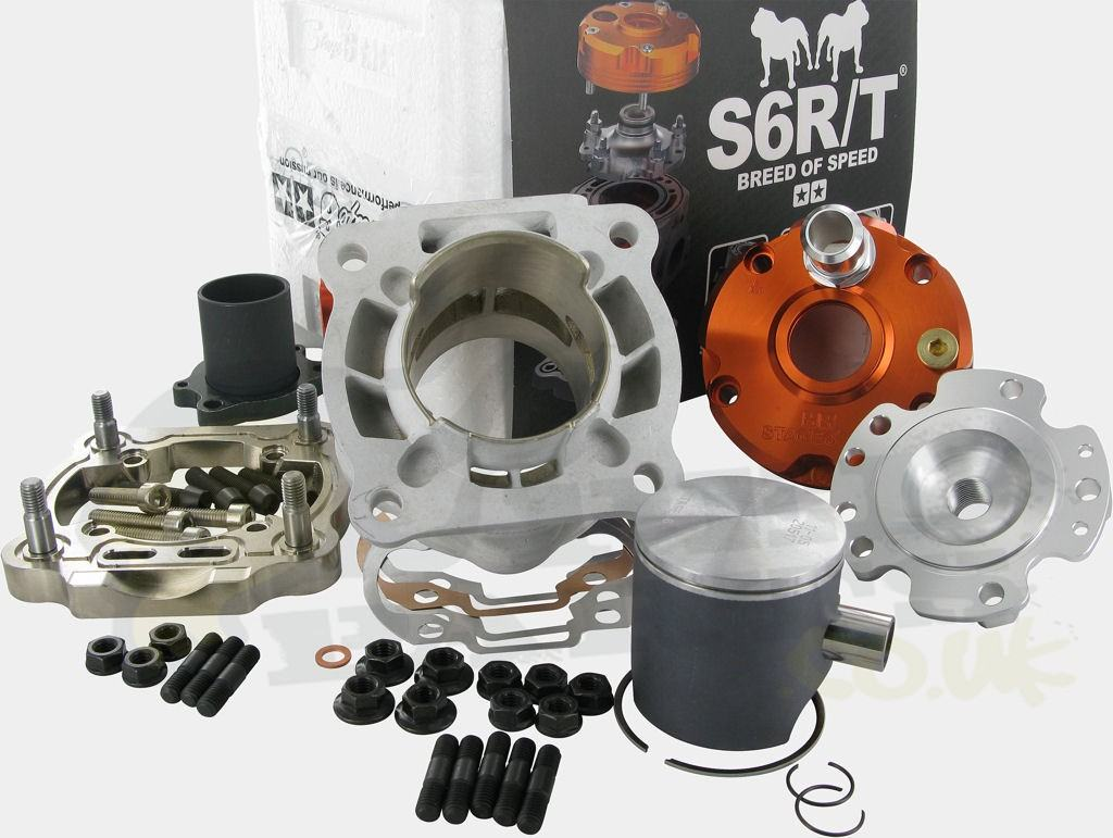 vespa 300 big bore kit