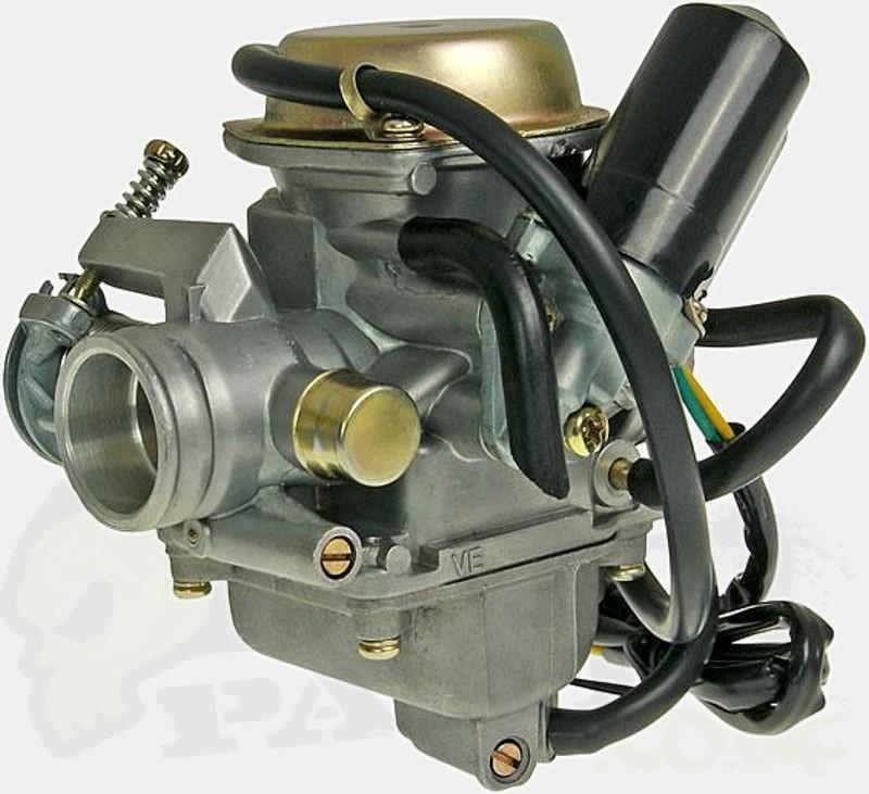 125cc Standard Carb 24mm