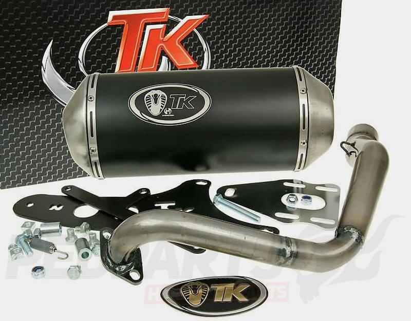 Turbo Kit Exhaust- Retro/Classic GY6 125cc