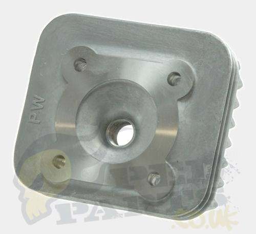 Cylinder Head For Cylinder Piaggio Liquid Cooled: Piaggio/ Gilera Cylinder Head Air-Cooled