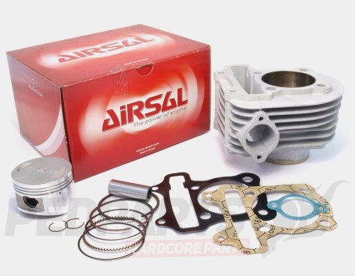 Airsal 150cc Cylinder Kit - Chinese GY6 125cc