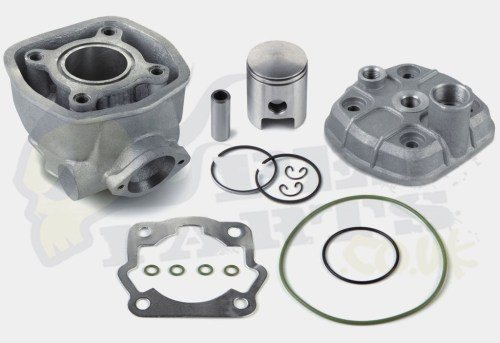 Airsal 50cc Cast-Iron Cylinder Kit- Derbi D50B