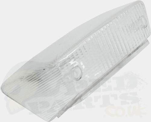 Clear Rear Brake Light Lens - Yamaha Slider