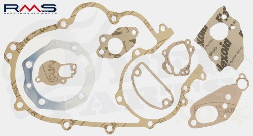 Engine Gasket Set With Oil Pump - Vespa PX200
