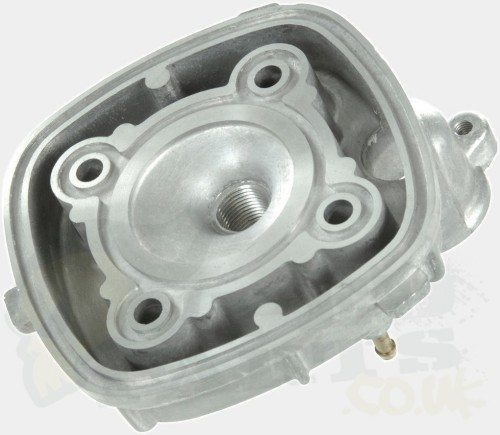 Cylinder Head For Cylinder Piaggio Liquid Cooled: Piaggio Cylinder Head (OLD- Up To '97) LC