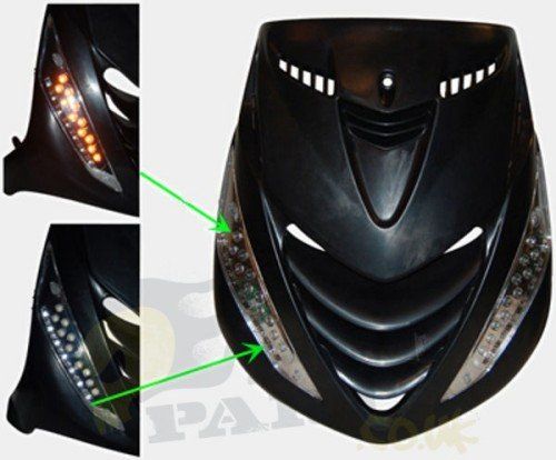 Piaggio Zip LED Front Indicators