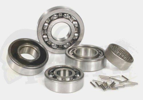 Engine Bearings Set : Sip engine bearing set vespa t pedparts uk