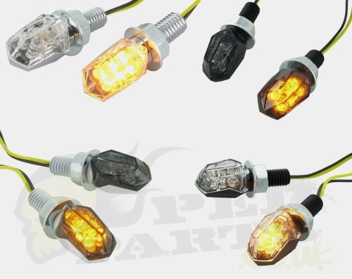 STR8 Mini LED Indicators - Universal