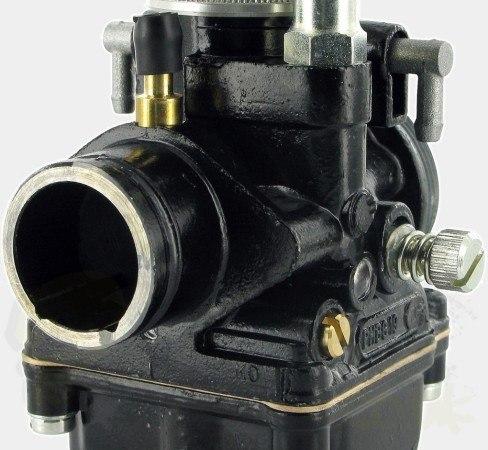 PedParts UKStage6 Dellorto 19mm Race Carb (Black Edition)