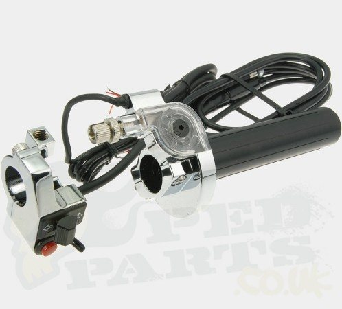 Stage6 CNC Throttle/ Switch Kit