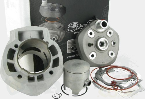 Stage6 Sport Pro MKII Cylinder Kit - Piaggio LC