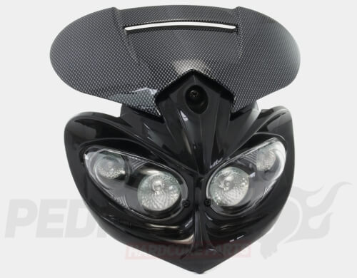 Supermoto/ Enduro Halogen Headlight