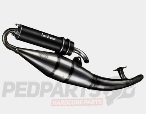 TT Black Edition Exhaust- Piaggio/ Gilera 50cc