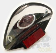 Yamaha Aerox Rear Light Trim - STR8
