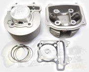 180cc Big Bore Cylinder Kit - Chinese 4-Stroke Mopeds