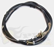 Throttle Cable - Piaggio Zip 4-Stroke