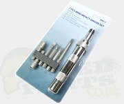 7 Piece Mini Impact Driver Set