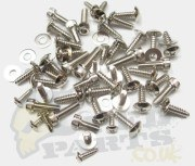 Aerox Screws and Bolts Kit for Body Panels