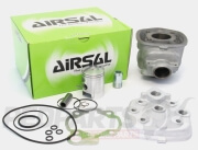 Airsal 50cc Cast-Iron Cylinder Kit- AM6