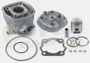 Airsal 50cc Cast-Iron Cylinder Kit- Derbi EBE/S